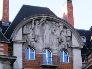 bas relief nevers