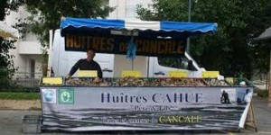 cancale huitres